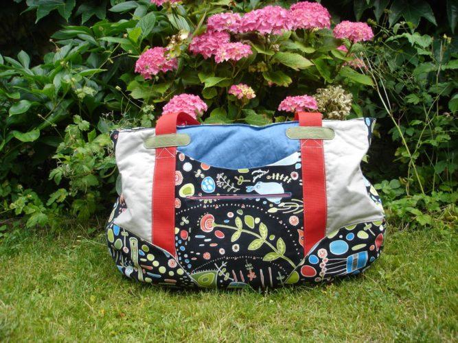 eine neue Badetasche - Schnabelina Bag Big