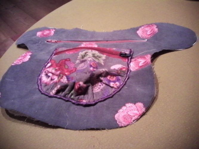 Schnabelina Hip Bag Tag 3