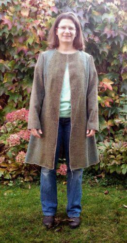 Herbstjacken Sew Along - der Zwischenstand