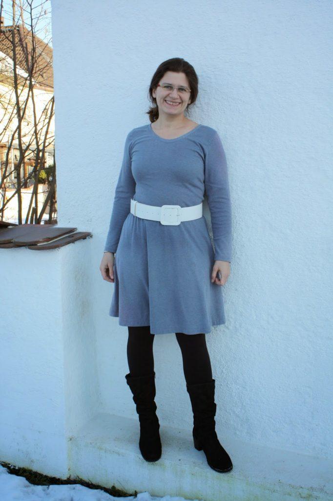 Endlich auch eins – ein Lady Skater Kleid – MoLaS