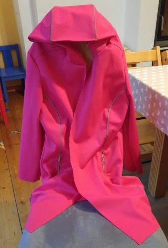 Jacken Sew Along Teil 3 - es wird.