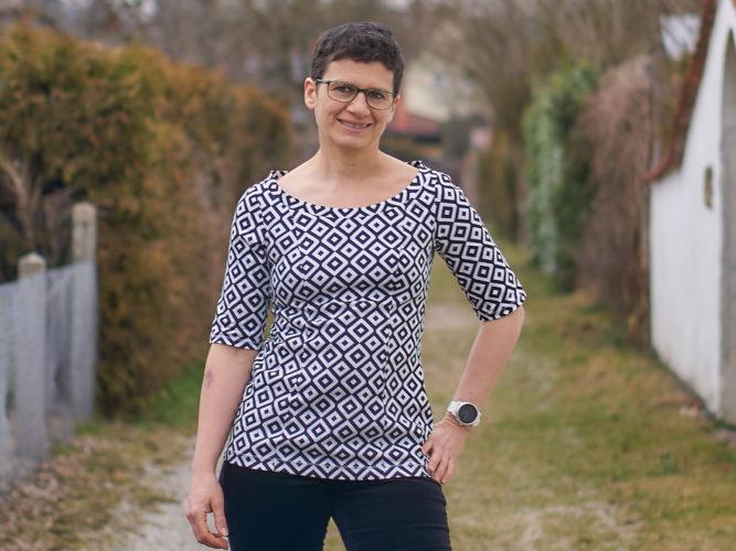 Jennifer Contour Shirt - ein Baukastensystem