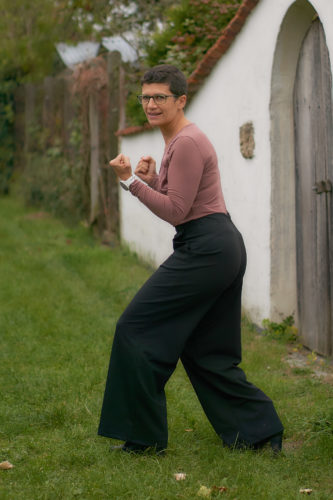 Marla wie Marlene - eine Hose