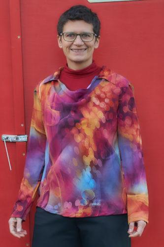 Bluse Katha von SO-Pattern