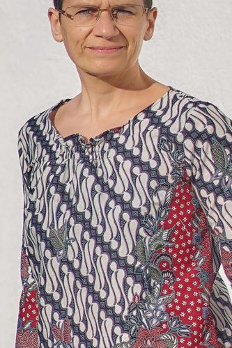 Der Sommer kann kommen - Bluse Kim_B von B-Patterns