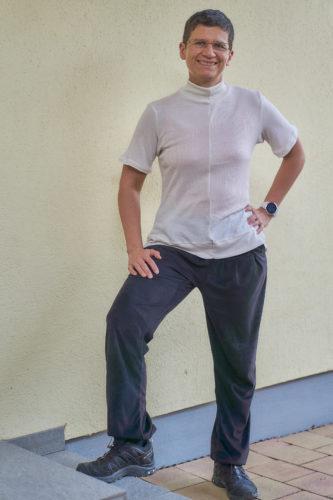 Ein missglücktes Shirt und eine verbesserte Hose