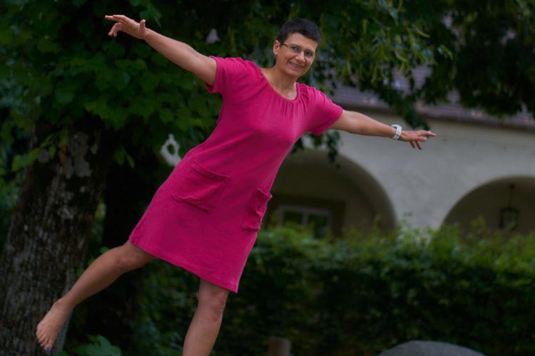 Standbadesommersonnenkleid - Klara von Allerlieblichst
