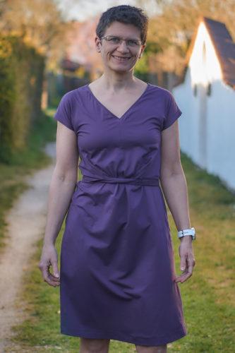 Kleid Xenia von So-Pattern